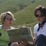 women-navigating